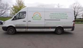 Mercedes Sprinter LWB Van 2010 full