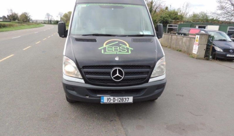 Mercedes Sprinter LWB Van