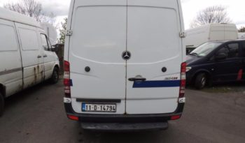 Mercedes Sprinter Break down vehicle 2011 full