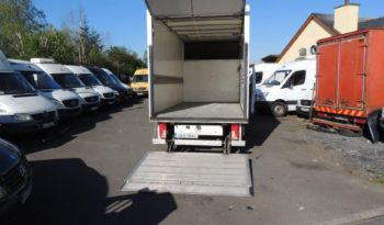 Mercedes Sprinter Luton Box Body 2013 full