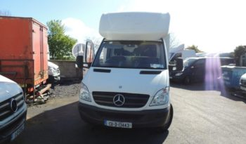 Mercedes Sprinter Luton Box Body 2013