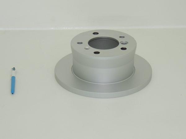 Brake disc rear 901