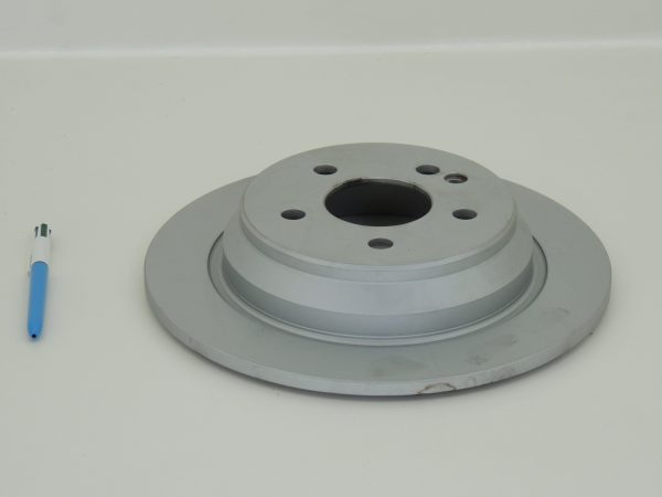 Brake disc rear 639 vito