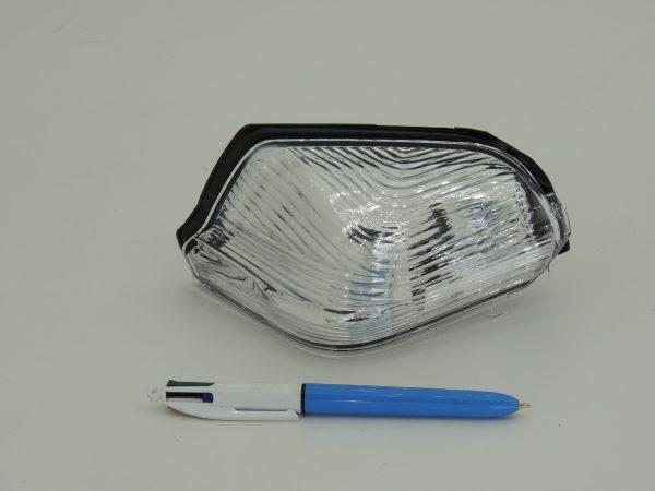 Mirror indicator lense (L.H) 906