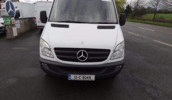 Mercedes Sprinter LWB Van 2012