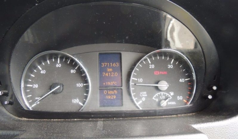 Mercedes Sprinter 2011 Luton Box Body full