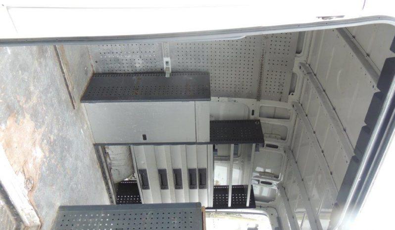 2012 VW CRAFTER WORKSHOP VAN full