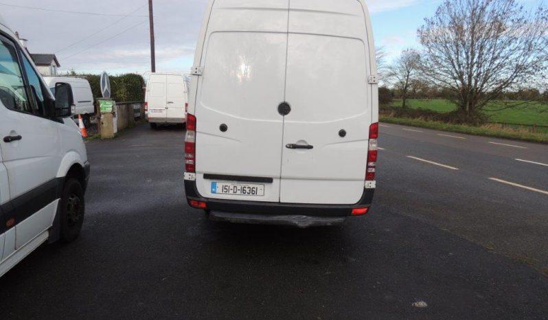 2015 Sprinter Van full
