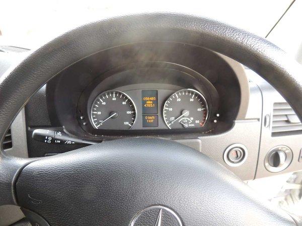 Mercedes-Benz Sprinter, 2013 full