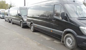 Mercedes-Benz Sprinter, 2015 full