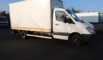 Mercedes Sprinter 2010 Box Van full